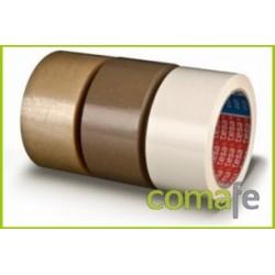 CINTA EMBALAR PVC 66X50 BLANCO 04120-00022-00 - Imagen 1