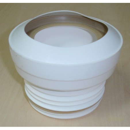 DESATASCADOR INODORO CONCENTRICO PVC GRIS 99/105MM SANEAP - Imagen 1