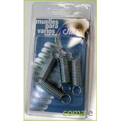 MUELLE 2X14X65-14V 4PZ.2131 BLISTER - Imagen 1