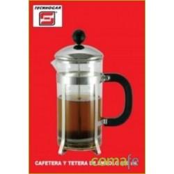 CAFETERA EMBOLO 350ML 4 TZ 03008 - Imagen 1