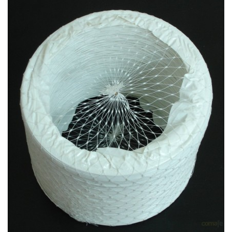 TUBO AIREACION EXTENSIBLE PVC/INOX INOX 100MM SANEAPLAST - Imagen 1