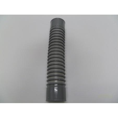 MANGUITO FLEXIBLE PVC GRIS 40MM SANEAPLAST - Imagen 1