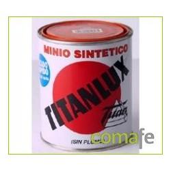 MINIO SINTETICO S/PLOMO 750 ML NARANJA - Imagen 1