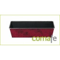MOLDE PLUM-CAKE C/ESC. 28X11X8 CM. RIOJA 8874 IMF - Imagen 1