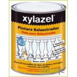 PINTURA BALAUSTRADAS BLANCO MATE XYLAZEL 750ML. 0830403 - Imagen 1