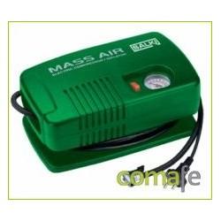 COMPRESOR MINI 230V.FORMATO MALETA MANOMETRO SALKI 8302068 - Imagen 1