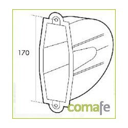 CAJETIN PLASTICO GRANDE 70040094 - Imagen 1