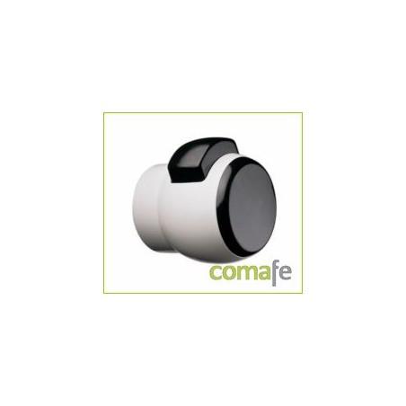 POMO LLAVE CONDENA 13/70 PE BLANCO - Imagen 1