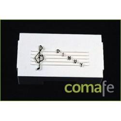 "TIMBRE MUSICAL ""CLASICO"" BIT. - Imagen 1"