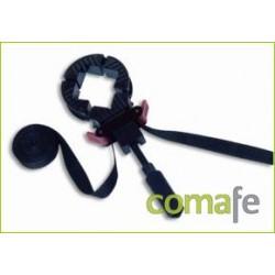 TORNIQUETE CINTA NYLON ANGULO PLASTICO 4MT 957.00 CODIVEN - Imagen 1