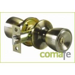 POMO COPA 600 ENTRADA 60/70MM CROMO MATE - Imagen 1