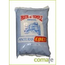 PINTURA AL TEMPLE BOLSA DE  5 KILOS PINTURAS COES - Imagen 1