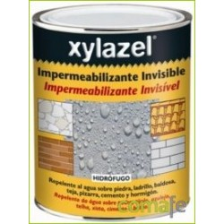IMPERMEABILIZANTE INVISIBLE INCOLORO 750ML  INT/EXT XYLAZEL - Imagen 1