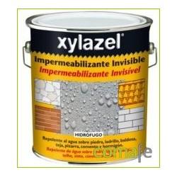 IMPERMEABILIZANTE INVISIBLE INCOLORO 4LT  INT/EXT XYLAZEL - Imagen 1