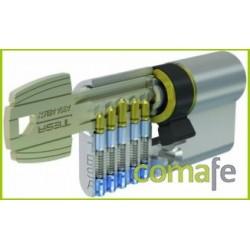 BOMBILLO TE-5 30X30 LEVA CORTA 13,2MM NIQUEL 52003030N - Imagen 1