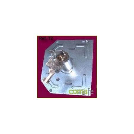 BOMBILLO P/7000-9000D 50 MM CROMADO - Imagen 1