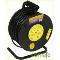 EXTENSIBLE 50 METROS 3X1,5MM CARCASA PLASTICO 66701 MADEIRA - Imagen 1