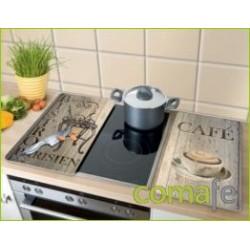 TABLA COCINA VIDRIO 2 PIEZAS DE 30X52CM DESAYUNO 2521310 - Imagen 1