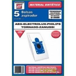 BOLSA ASPIRADOR AEG-ELECTROLUX-PHILIPS 915688 - Imagen 1