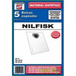 BOLSA ASPIRADOR NILFISK 915724 - Imagen 1