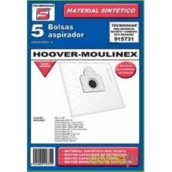 BOLSA ASPIRADOR HOOVER-MOULINEX 915731 - Imagen 1
