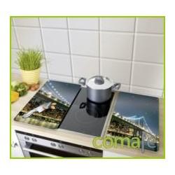 TABLA COCINA VIDRIO 2 PIEZAS DE 30X52CM BROOKLYN 2521320 - Imagen 1