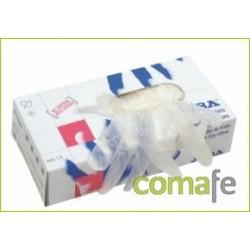 GUANTE VINILO DESECHABLE 540E T-M CAJA DE 100 UNIDADES - Imagen 1