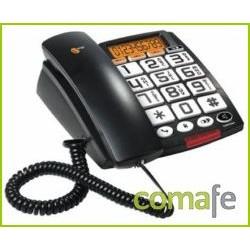 TELEFONO DE SOBREMESA CON TECLAS GRANDES A801 - Imagen 1