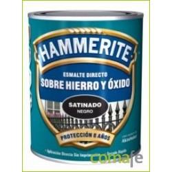 ESMALTE PARA METAL HAMMERITE SATINADO BLANCO 750ML - Imagen 1