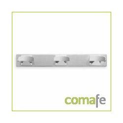 COLGADOR C/TORNILLO CROMADO 1 UNIDAD BL 3061-1- INOFIX - Imagen 1