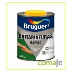 QUITAPINTURAS RAPIDO 500 ML BRUKIT - Imagen 1