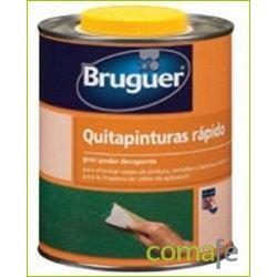 QUITAPINTURAS RAPIDO 1L ML BRUKIT - Imagen 1