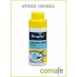 TINTE CONCENTRADO PINTURAS AL AGUA VERDE HIERBA 50ML EMULTIN - Imagen 1