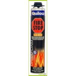 ESPUMA POLIURETANO FIRE STOP PISTOLA 750 ML - Imagen 1