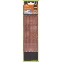 HOJA SIERRA BIMETAL SANDFLEX 24 T 3906-3 - Imagen 1