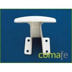COLGADOR N. 3 EPOXI BLANCO - Imagen 1