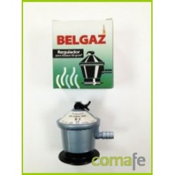 REGULADOR GAS DOMESTICO 50GR BELGAZ - Imagen 1