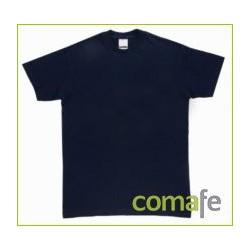 CAMISETA M/CORTA S/BOLSILLO T-XL AZUL MARINO - Imagen 1