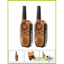 WALKIE TALKIE 2UD+CARGADOR+BATERIAS RC-6404 - Imagen 1
