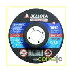 DISCO CORTE METAL PROFESIONAL BELLOTA 115X3X22 50301-115 - Imagen 1