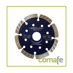 DISCO DIAMANTE PROFESIONAL 115MM TURBO SEGMENTADO H10 MA34T - Imagen 1