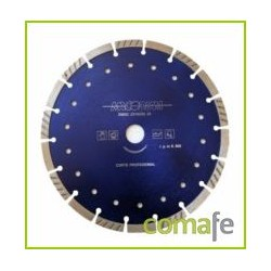 DISCO DIAMANTE PROFESIONAL 230MM TURBO SEGMENTADO H10 MA34T - Imagen 1