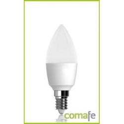 LAMPARA VELA LED 3W E14 300LM 4000K - Imagen 1