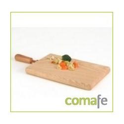 TABLA COCINA RECTANGULAR CON MANGO 22X32 - Imagen 1