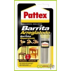 BARRITA ARREGLATODO MASILLA MADERA - Imagen 1