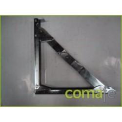 ESCUADRA ABATIBLE CROMO 37CR30 - Imagen 1