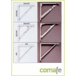 ESCUADRA ABATIBLE CROMO 38CR40 - Imagen 1