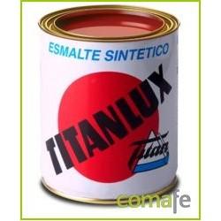ESMALTE SINTETICO BRILLANTE TITANLUX AMARILLO REAL 529 4LTS - Imagen 1