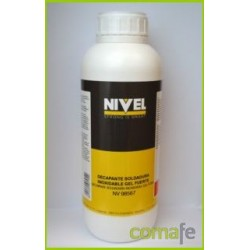 DECAPANTE SOLDADURA INOXIDABLE GEL FUERTE 1LT NIVEL NV98567 - Imagen 1