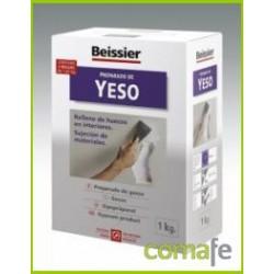 YESO FINO RELLENOS BLANCO INTERIOR BEISSIER ESTUCHE 1KG 4054 - Imagen 1